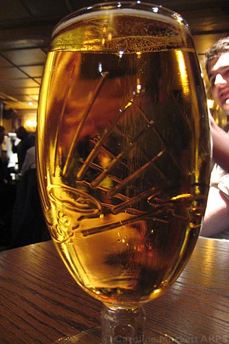 Fancy Glass of Beer