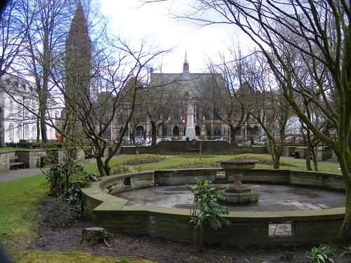 Rochdale Memorial Gardens