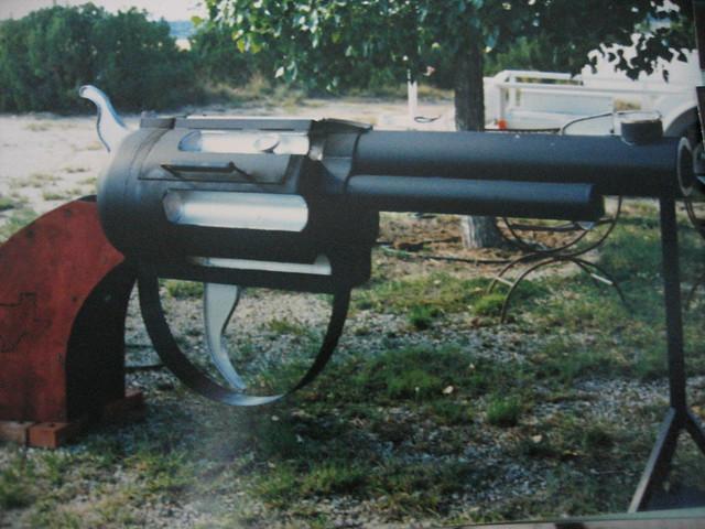 A gun grill   Flickr - Photo Sharing!