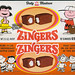 Zingers Chocolate Cakes Box Dolly Madison A