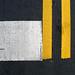 Painted Pavement #11: Yellow Black Yellow White by booksin