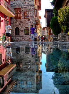 "the ""stone mirror"" in Antalya"