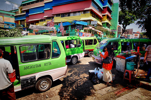 Angkutan Kota, Bogor