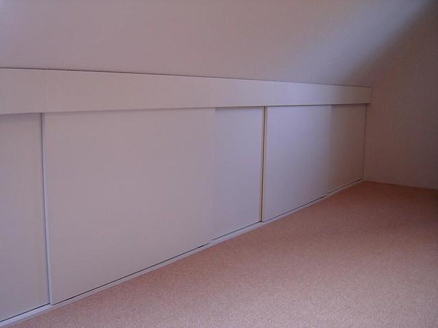 dachschr gen schr nke f r mehr stauraum flickr photo. Black Bedroom Furniture Sets. Home Design Ideas