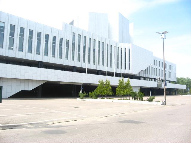 Sala de conciertos Finlandia, en Helsinki