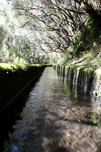 Rabacal Fortshaus Risco Wasserfälle