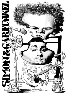 SIMON, Paul & GARFUNKEL, Art