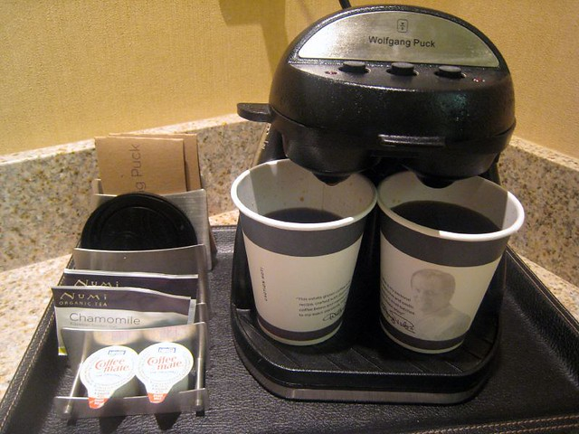 How To Use Wolfgang Puck Coffee Maker : wolfgang puck coffee maker Flickr - Photo Sharing!