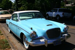 performance car(0.0), studebaker golden hawk(0.0), volvo cars(0.0), sedan(0.0), convertible(0.0), sports car(0.0), automobile(1.0), automotive exterior(1.0), vehicle(1.0), automotive design(1.0), studebaker silver hawk(1.0), antique car(1.0), vintage car(1.0), land vehicle(1.0), luxury vehicle(1.0), motor vehicle(1.0),