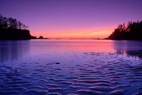 Sunset Bay Oregon
