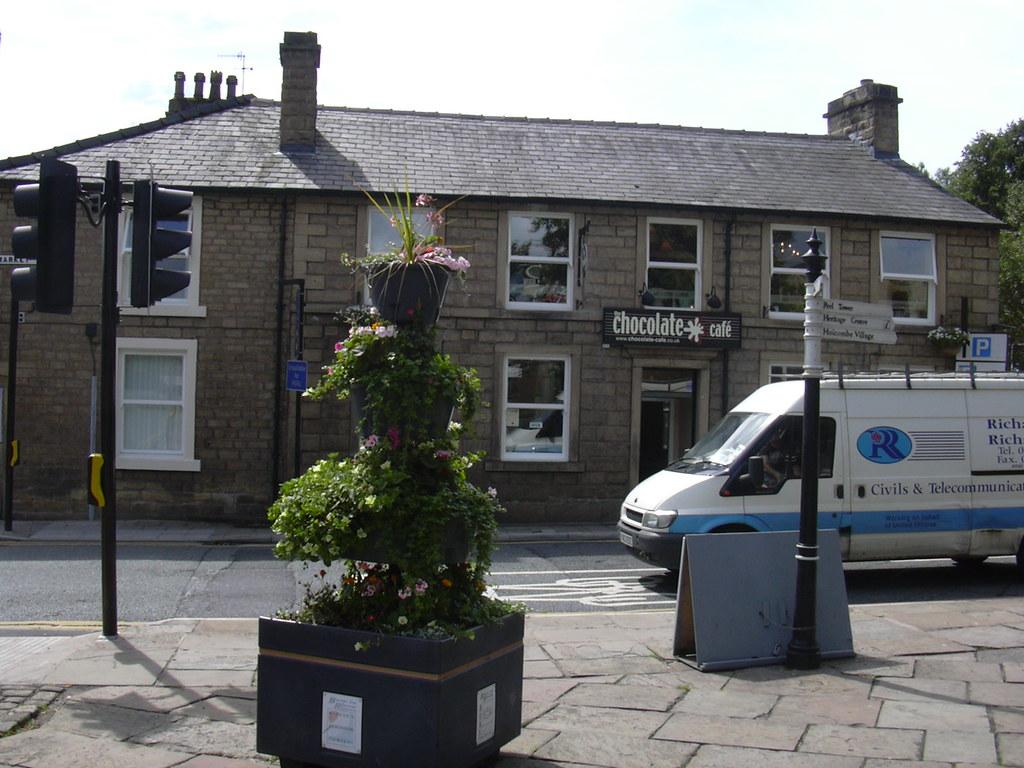 The Chocolate Cafe 2 Bolton Street Ramsbottom Bury Gre