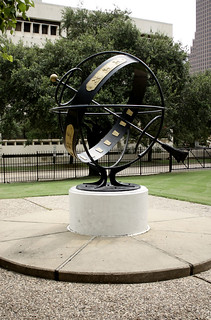 The Houston Armillary Sphere
