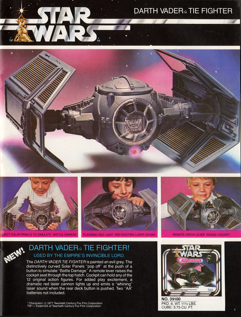 Kenner Star Wars product Supplement 1979 - page 06