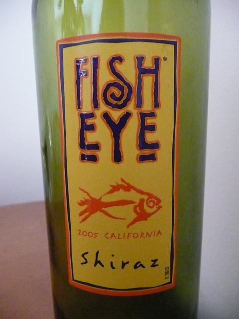 Fish eye wine yum flickr photo sharing for Fish eye wine