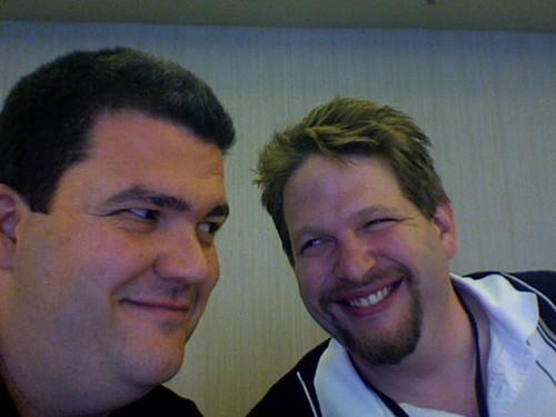C.C. Chapman & Chris Brogan