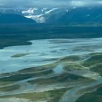 Dry Bay and Alsek River