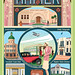 New Zealand Postcard -Art Deco Napier
