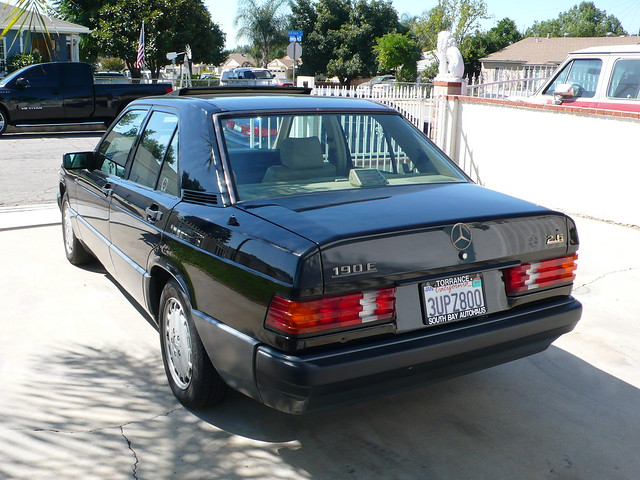1992 mercedes benz 190e 2 6 flickr photo sharing