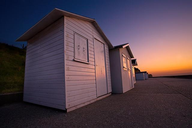 Saint Aubin sur mer - France