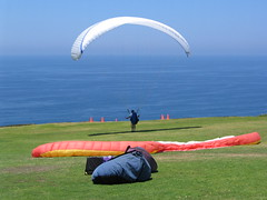 wing(0.0), powered paragliding(0.0), gliding(0.0), paragliding(1.0), parachute(1.0), air sports(1.0), sports(1.0), parachuting(1.0), windsports(1.0), extreme sport(1.0),