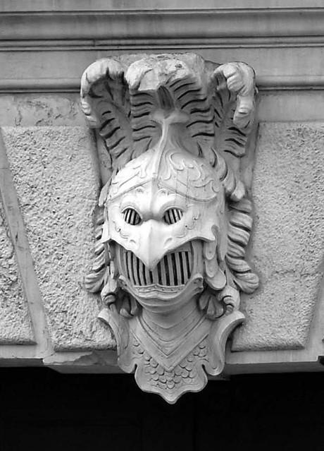 Mascheron grotesque stone carving flickr photo sharing