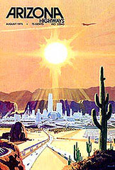 Arizona Highways 1975