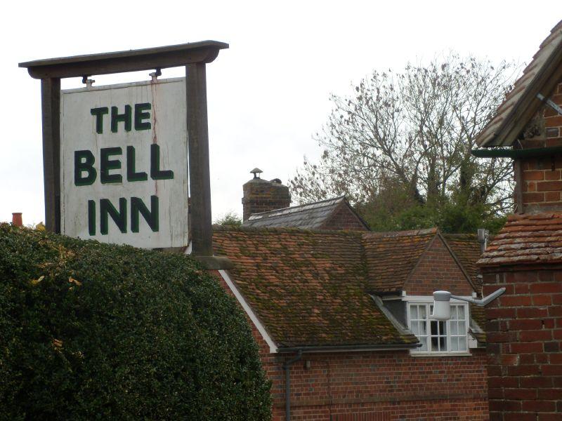 Bell Inn Goring circular