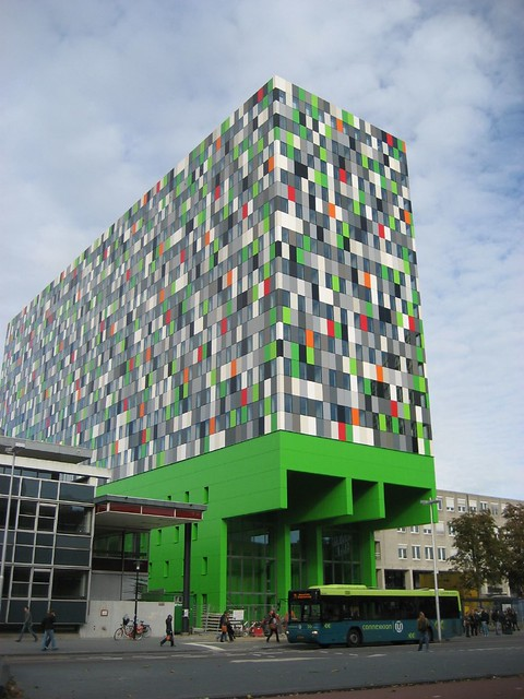 New building at Utrecht University