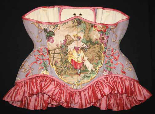 Fragonard corset - beautiful!
