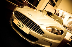 _James Bond Quantum of Solace Aston martin DBS @Utopolis Luxembourg -53