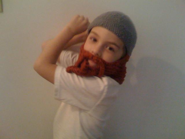 Jesse's Battle Bonnet