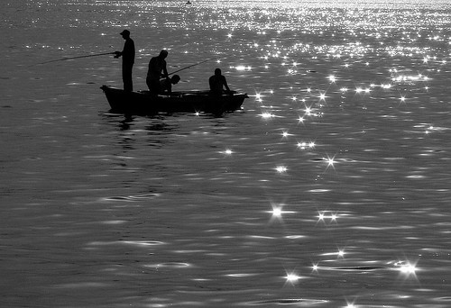 Fishermen of Stars....