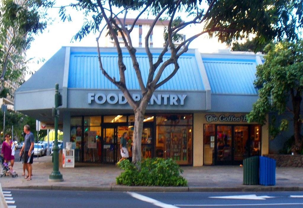 Food Pantry Waikiki Beach