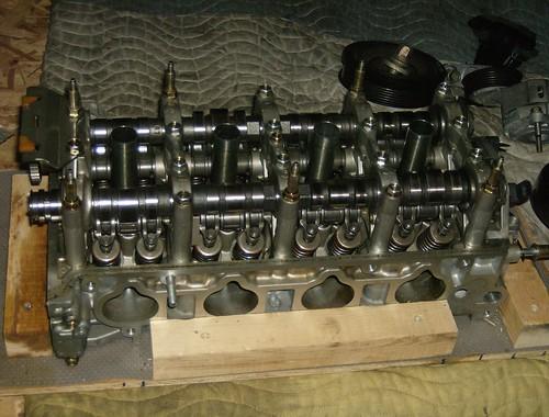K20z3  U0026 K24a2 Head  Gramlights  K24a4 Block And K20a2