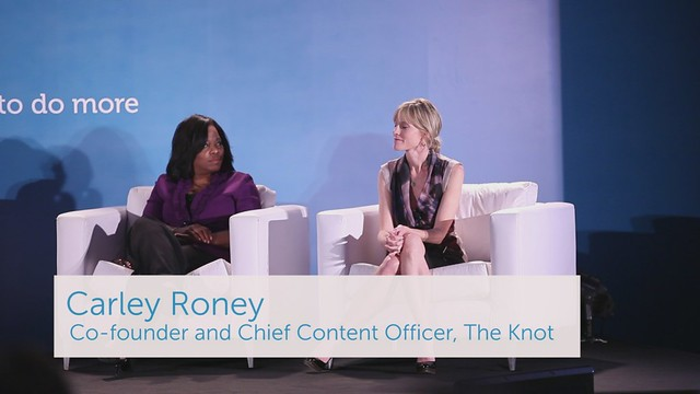Carley Roney on breaking into an established market