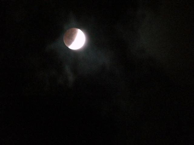 月蝕 - Eclipse