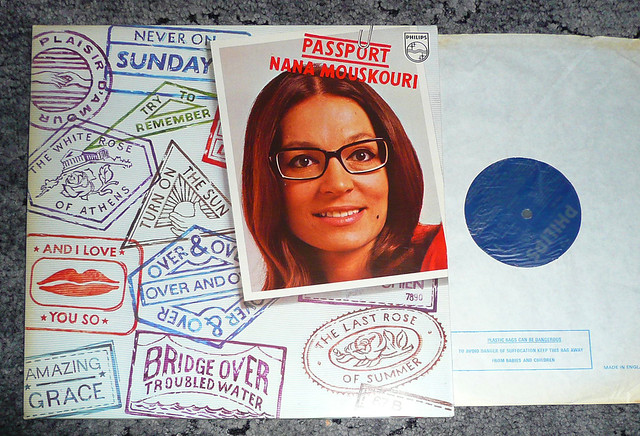 Nana Mouskori - Passport