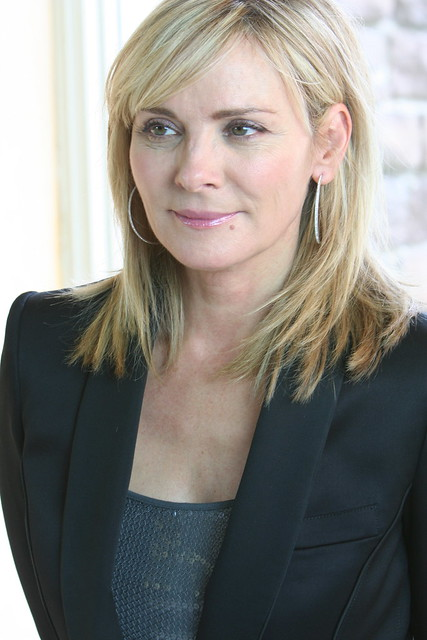 Interview with Kim Cattrall at Banff World TV Festival | Flickr ... Kim Cattrall