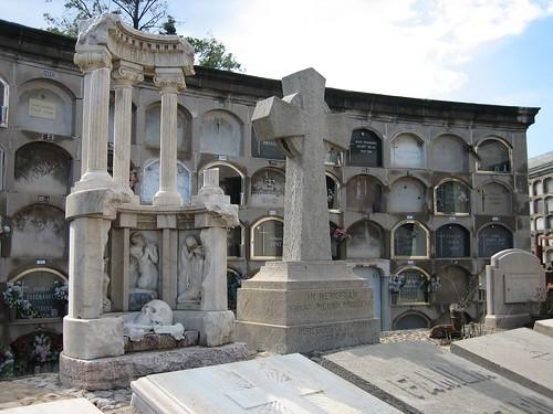Barcelona - Cementiri del Poblenou