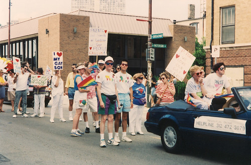 Chicago's 24th Annual Gay and Lesbian Pride Parade (1993)