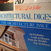 Architectural Digest: The Architecture Issue