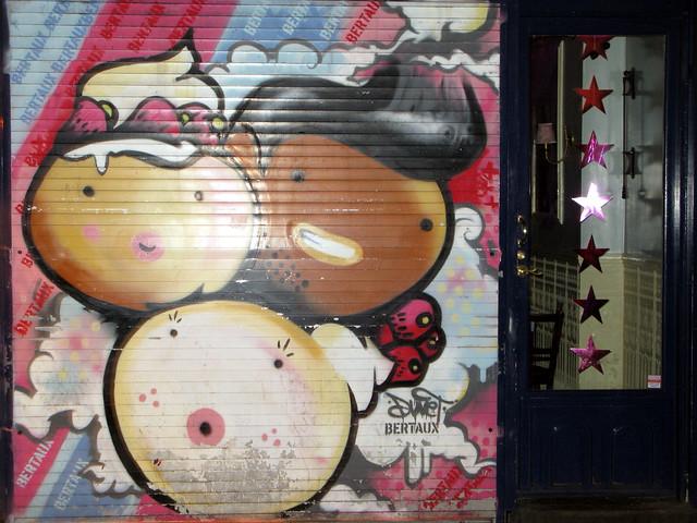 Bertaux Graffiti
