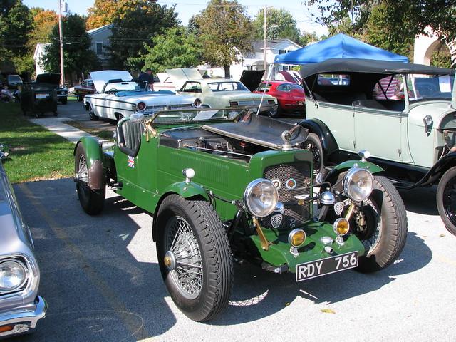 1936 Aston Martin Ulster reproduction | Flickr - Photo Sharing!