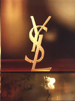 Ysl Logo Gold | Flickr - Photo Sharing!