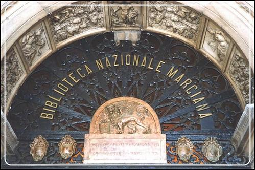 Sale monumentali della biblioteca nazionale marciana - Biblioteca porta venezia orari ...