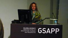 Zaha Hadid at GSAPP@Columbia University