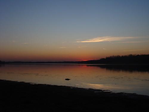 park november sunset lake sunrise dawn dusk michigan stonycreekmetropark washingtontownship
