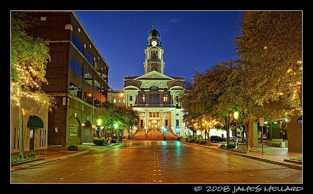 Historic Fort Worth Court House Flickr Photo Sharing
