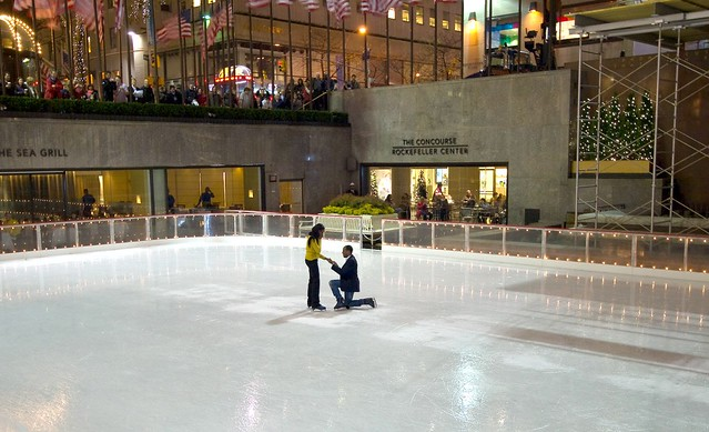 Icy Proposal