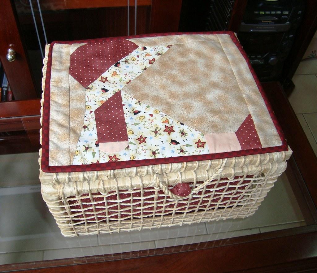 raneartes trabalhos de patchwork 39 s most recent flickr photos picssr. Black Bedroom Furniture Sets. Home Design Ideas